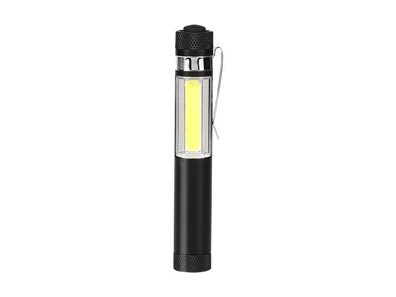 blitz baterijska lampa crni makart