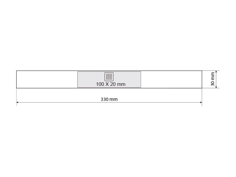 funplastic fleksibilna reflektivna traka crveni makart