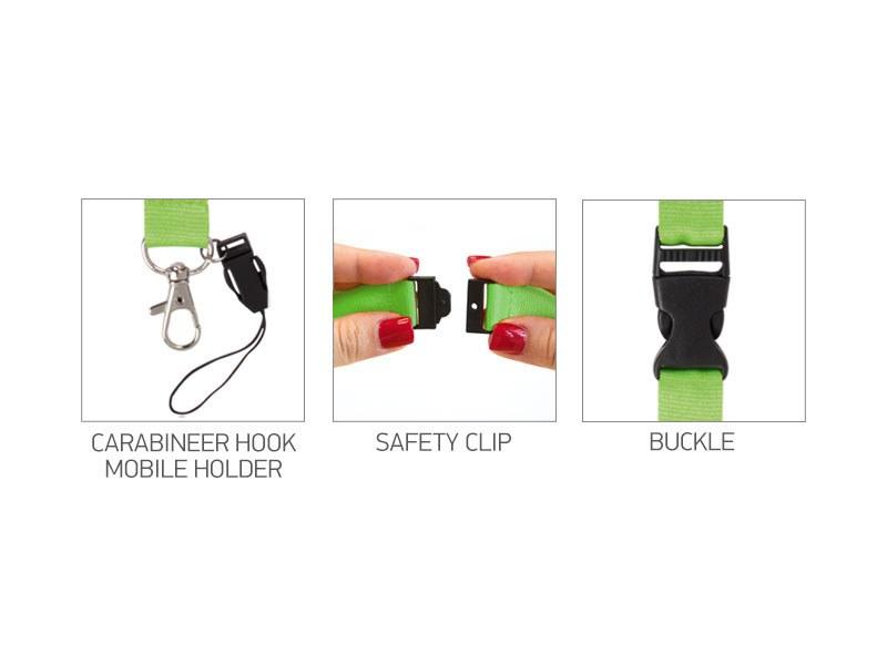 step up trakica za mobilni telefon i kljuceve 20 mm svetlo zelena makart