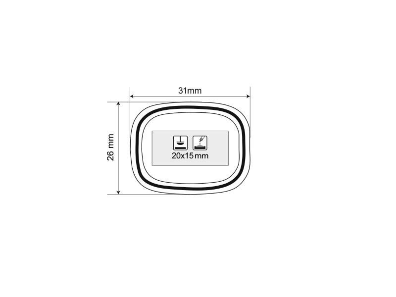 charger punjac mobilnih uredjaja za automobil sa dva usb ulaza crni makart
