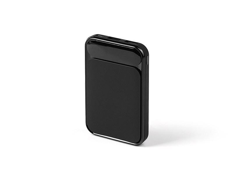 LIGHT, pomoćna baterija za mobilne uređaje, 5000 mah, crni
