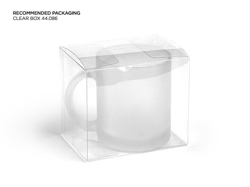 artica staklena solja 325 ml transparentni makart