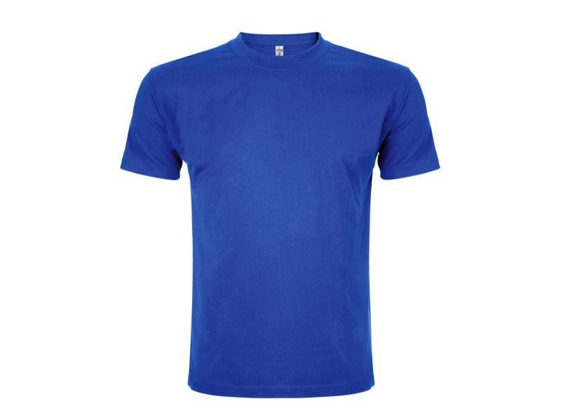 premium pamucna majica rojal plava makart