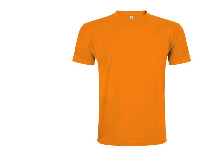 premium pamucna majica narandzasta makart