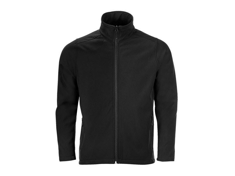 nero softshell jakna crna 3xl makart