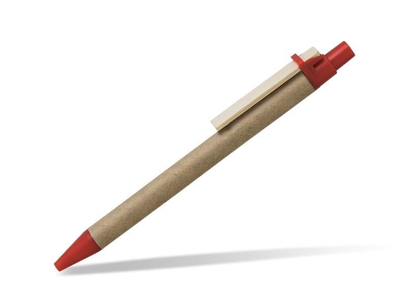 TERRA, biorazgradiva hemijska olovka, crvena