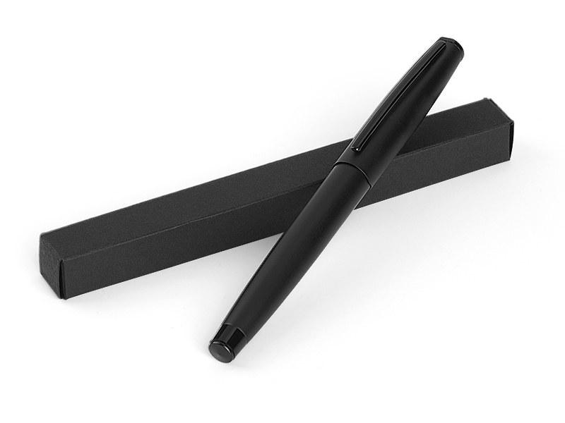 nocturno r metalna roler olovka u poklon kutiji crna makart