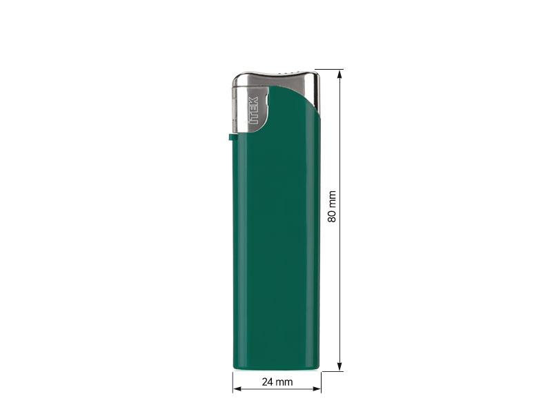 ultima pro elektronski plasticni upaljac zeleni makart