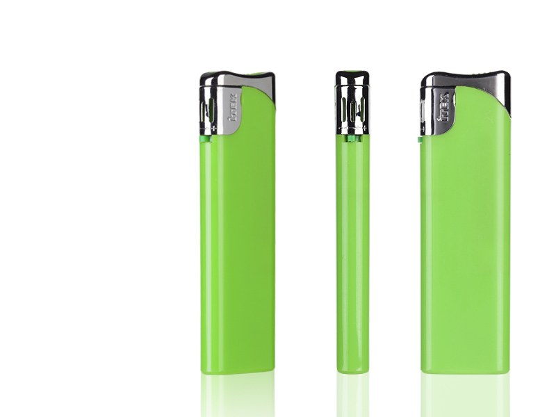 ultima pro elektronski plasticni upaljac svetlo zeleni makart