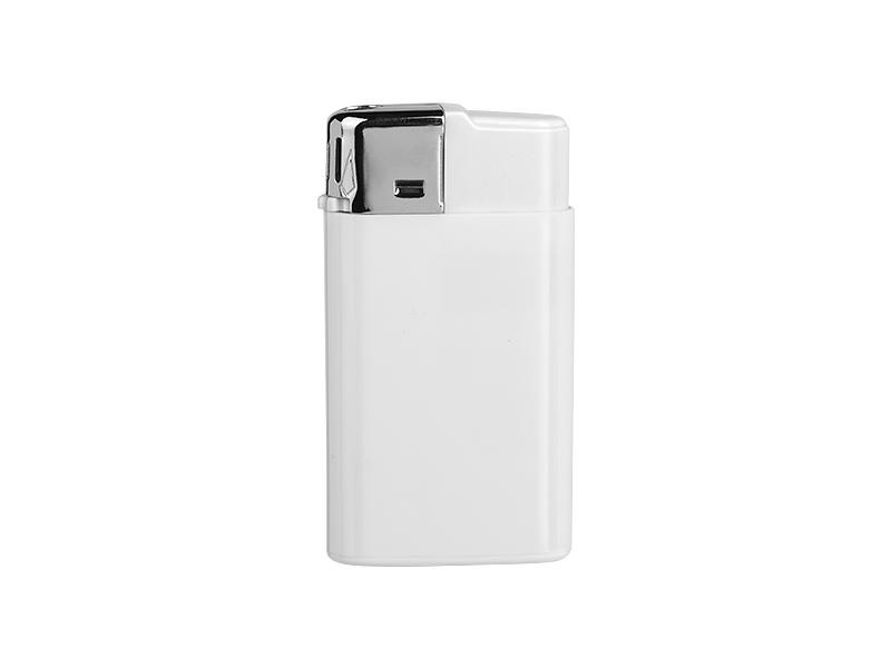luss elektronski plasticni upaljac beli makart