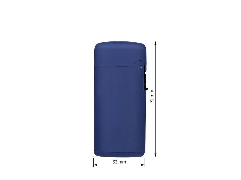pixi soft elektronski plasticni upaljac plavi makart