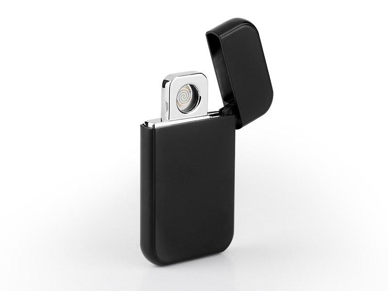 Metalni USB upaljač u poklon kutiji