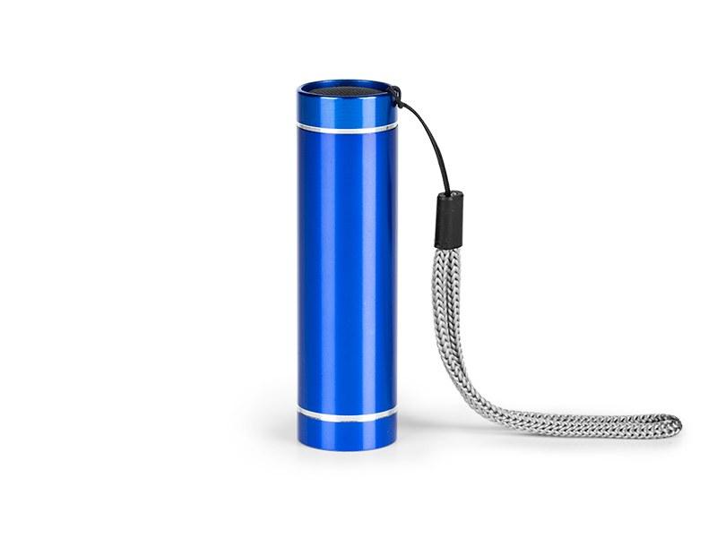 toby baterijska lampa 1 led 1 w plavi makart