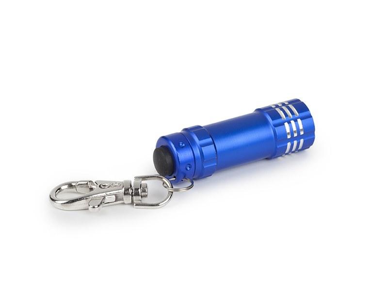 majorka mini baterijska lampa 3 led plavi makart