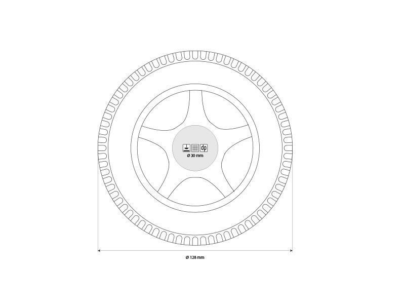 wheel set rucnih alata silver makart