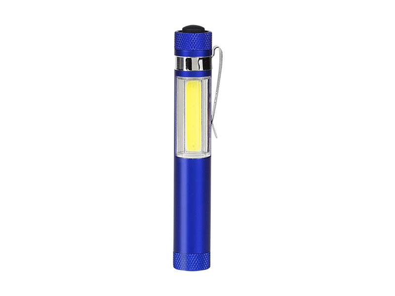 blitz baterijska lampa plava makart