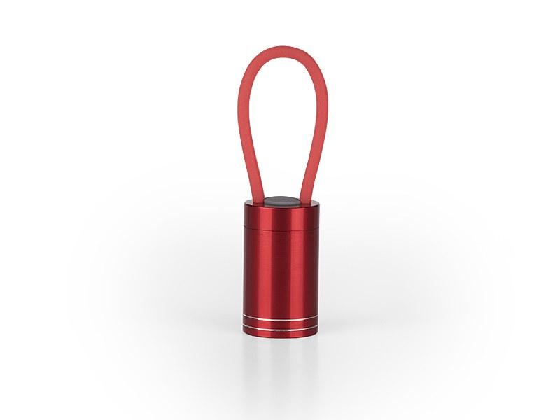 rave maxi baterijska lampa crvena makart