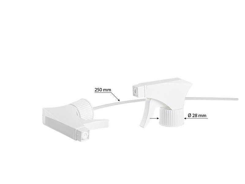 TRIGGER 28-410-250, triger raspršivač, beli