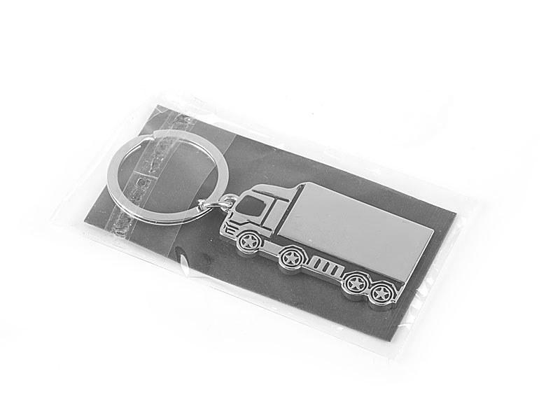 cargo metalni privezak za kljuceve sjajni metal makart