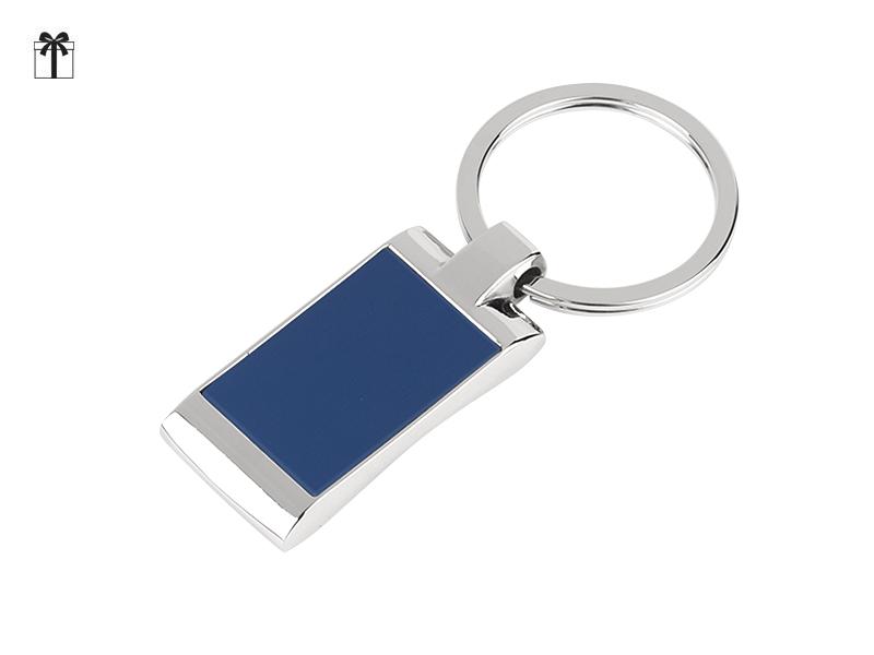 veneto metalni privezak za kljuceve plavi makart