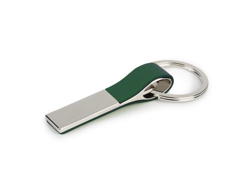 walter metalni privezak za kljuceve zeleni makart