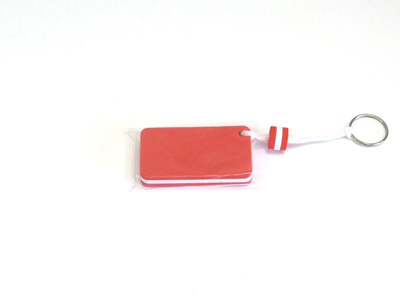 bova plutajuci privezak za kljuceve od eva pene crveni makart