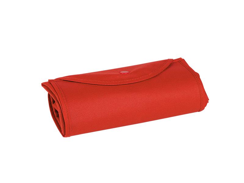 packeta biorazgradiva torba za kupovinu crvena makart
