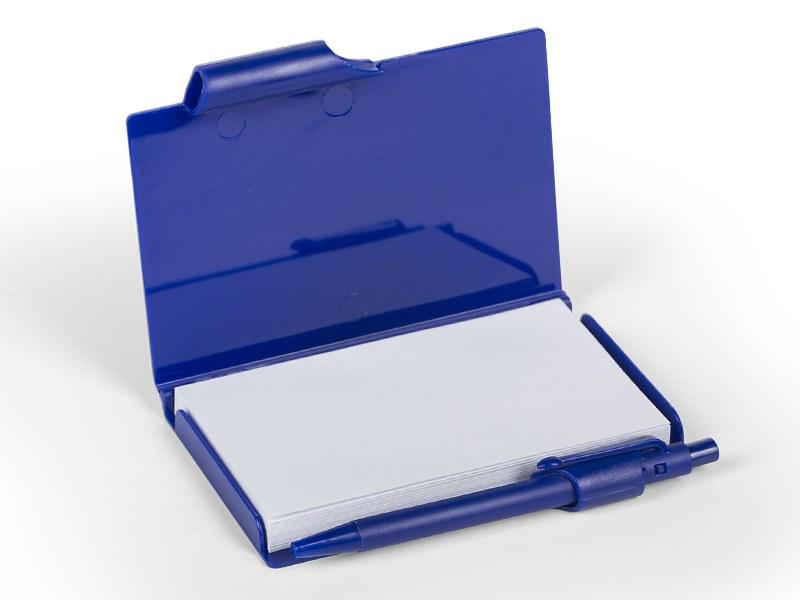 notario notes sa hemijskom olovkom plavi makart