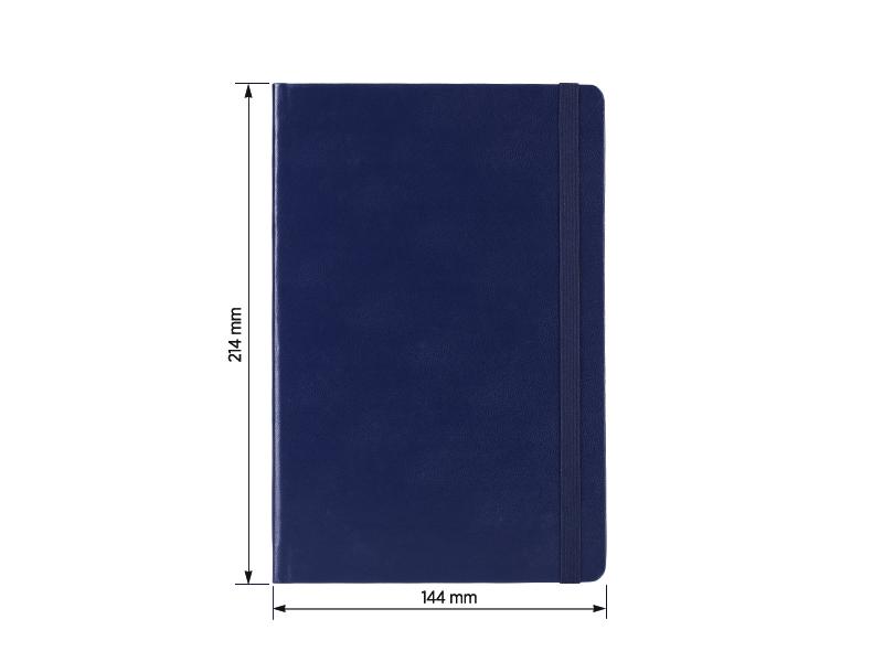 toto notes a5 formata plavi makart