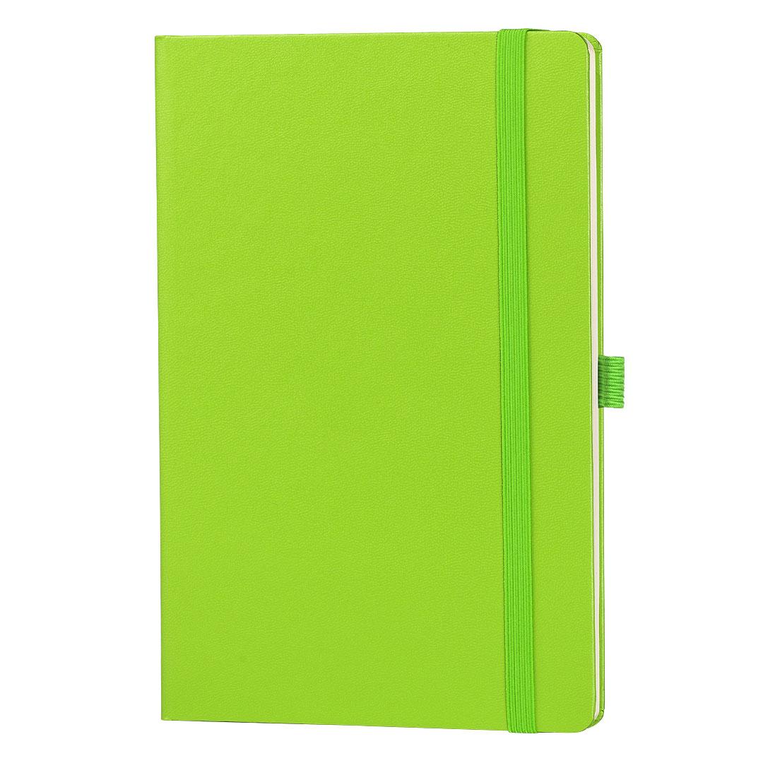 toto notes a5 formata svetlo zeleni makart