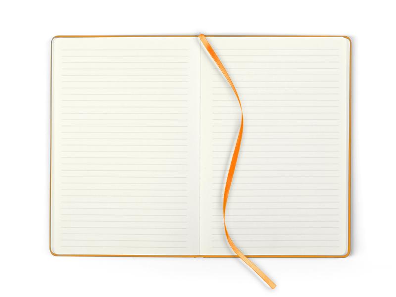 toto notes a5 formata narandzasti makart