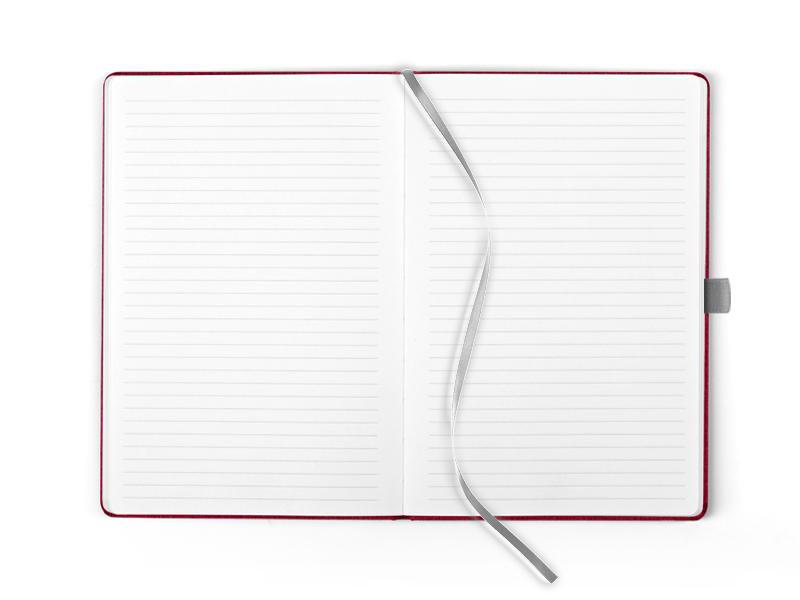 mondo notes a5 formata crveni makart