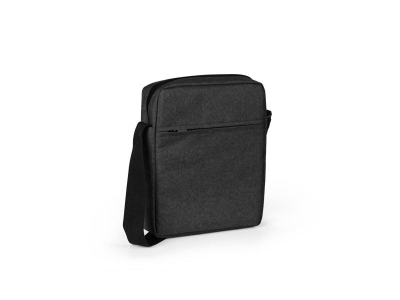 aldy novcanik torbica sa odeljkom za tablet crna makart