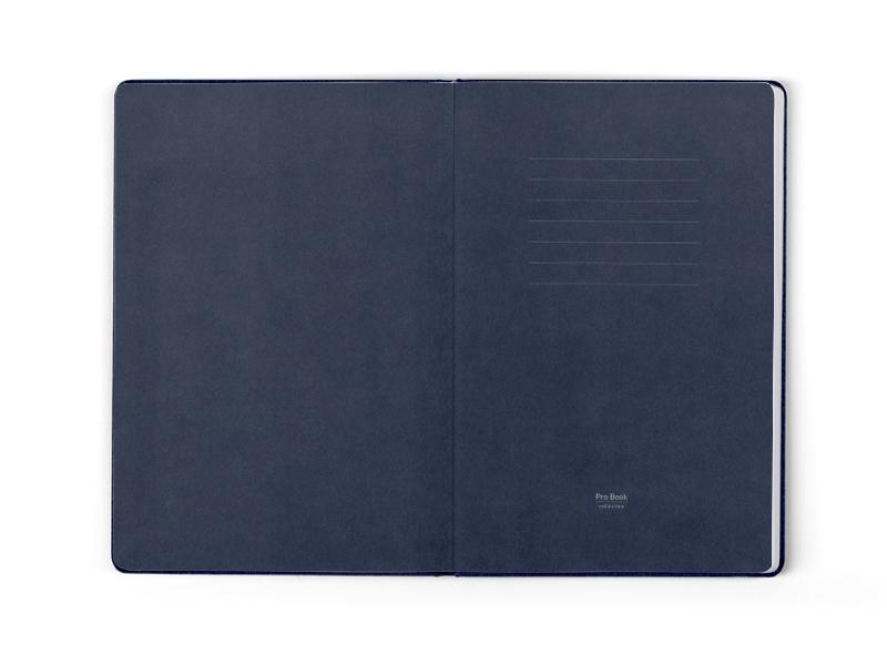 capri notes a5 formata plavi makart