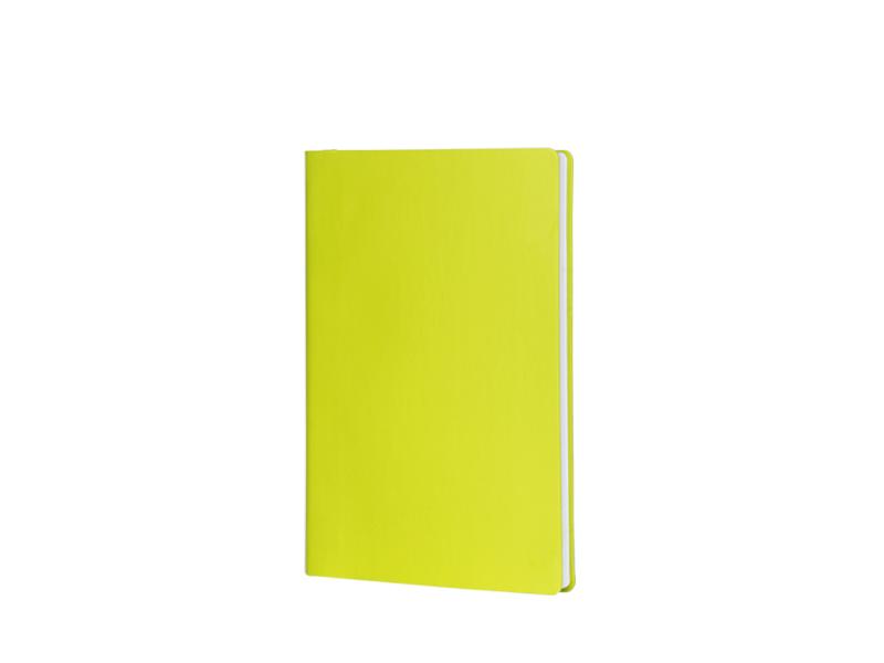 capri notes a5 formata svetlo zeleni makart