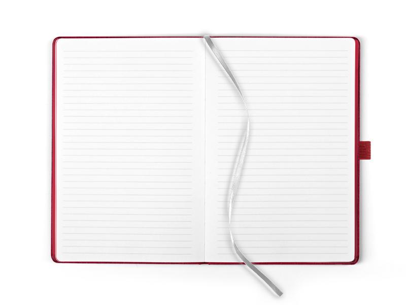 alicante notes a5 formata crveni makart