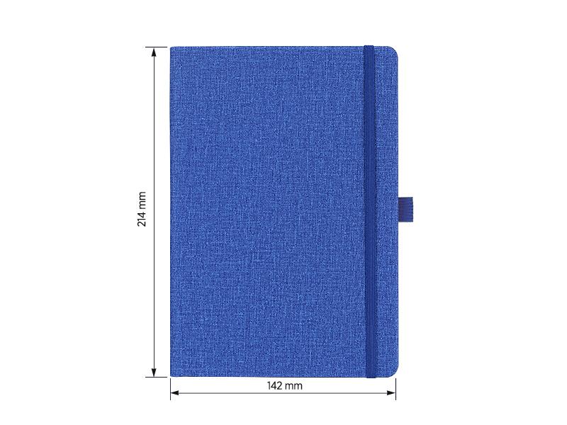 monaco notes a5 formata rojal plavi makart