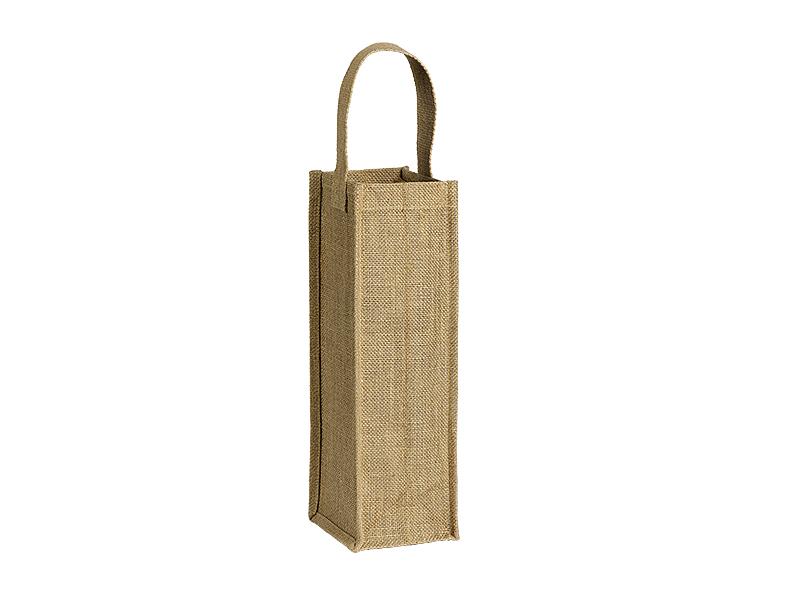 madera kesa za flasu od jute bez makart