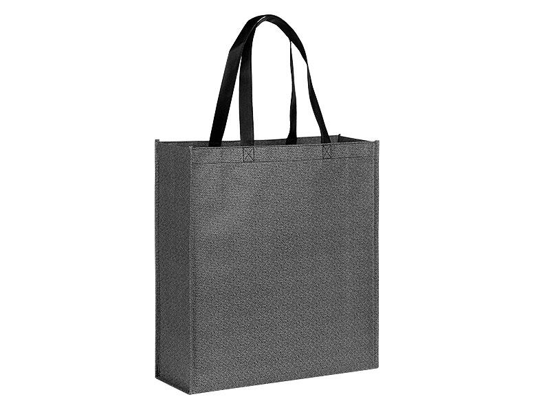 lara biorazgradiva torba za kupovinu crna makart