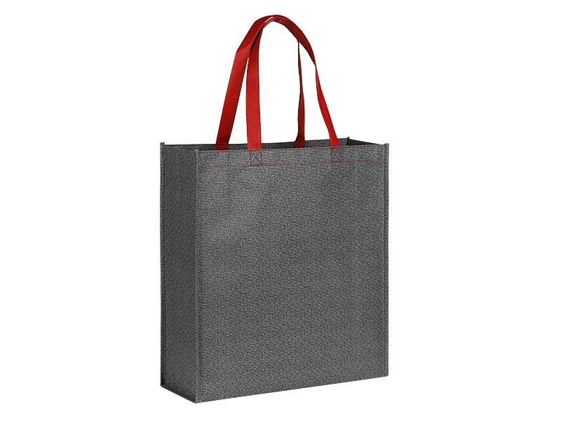 lara biorazgradiva torba za kupovinu crvena makart