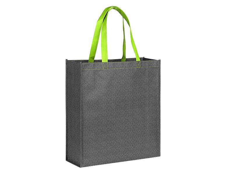 lara biorazgradiva torba za kupovinu svetlo zelena makart