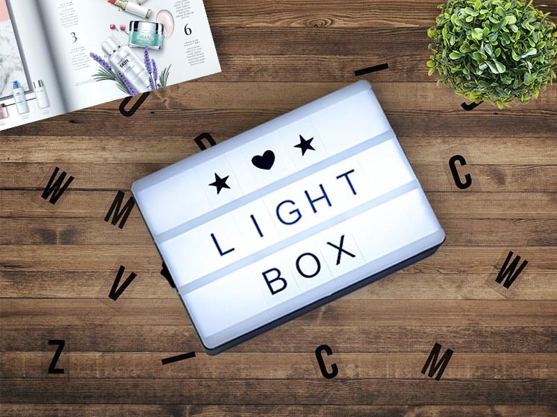 Svetleća kutija