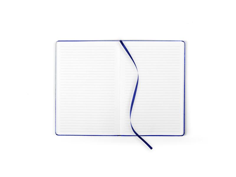 note mini notes a6 formata rojal plavi makart
