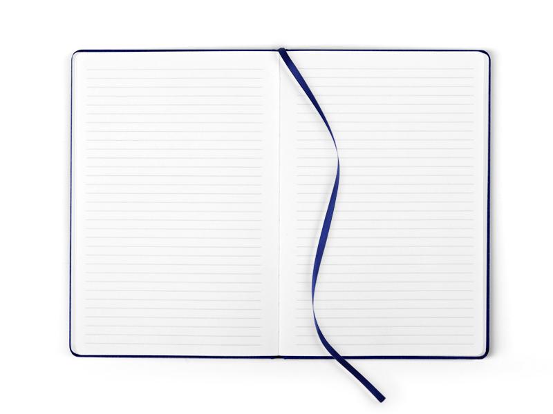 note notes a5 formata plavi makart