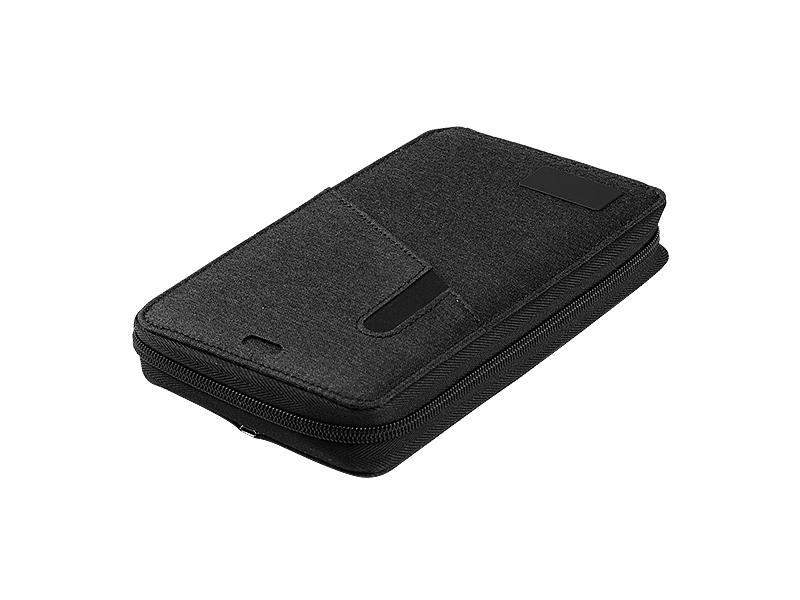 power wallet novcanik sa pomocnom baterijom kapaciteta 4000 mah crni makart