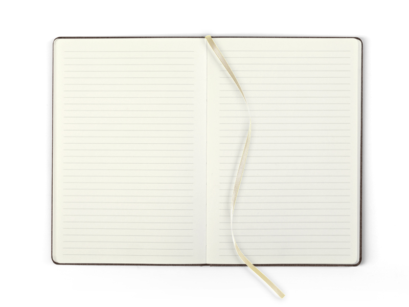 madrid notes a5 formata svetlo braon makart