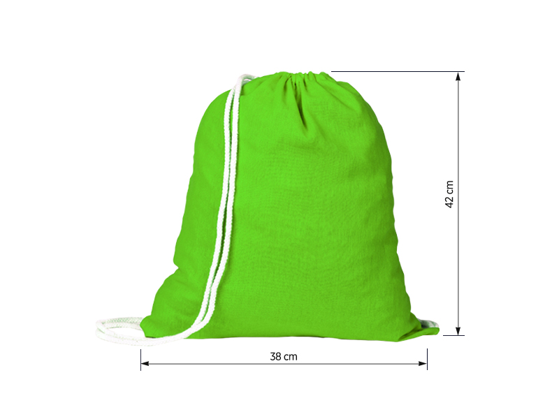 melon color 105 ranac 105 g/m2 svetlo zeleni makart