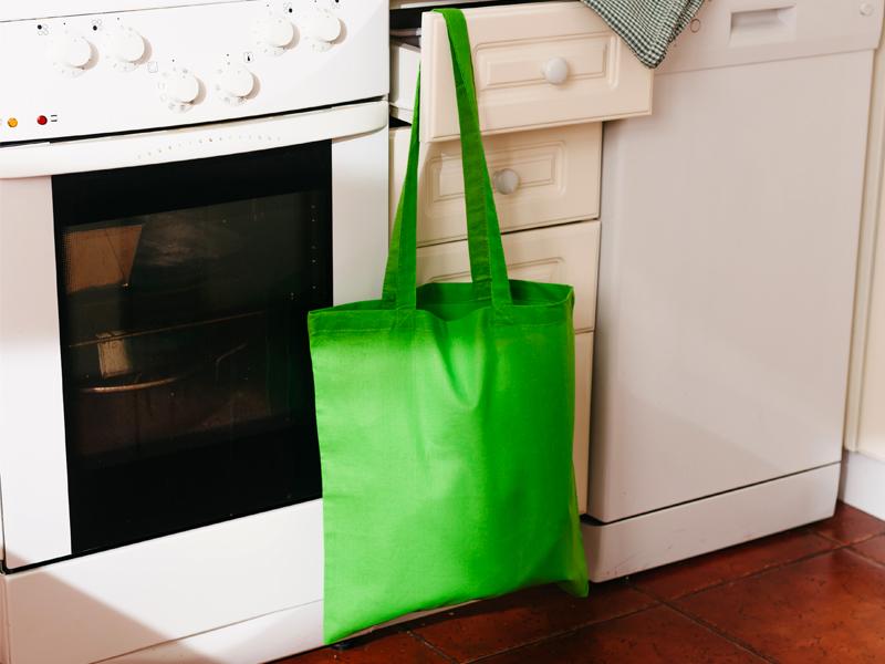 naturella color 105 pamucna torba 105 g/m2 svetlo zelena makart