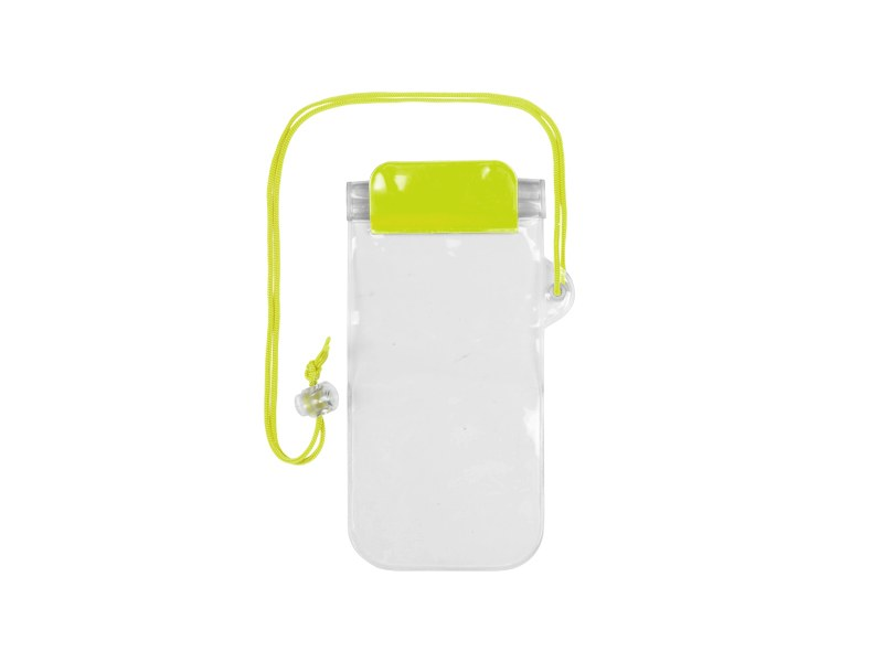 scuba futrola za mobinli telefon vodootporna svetlo zelena makart