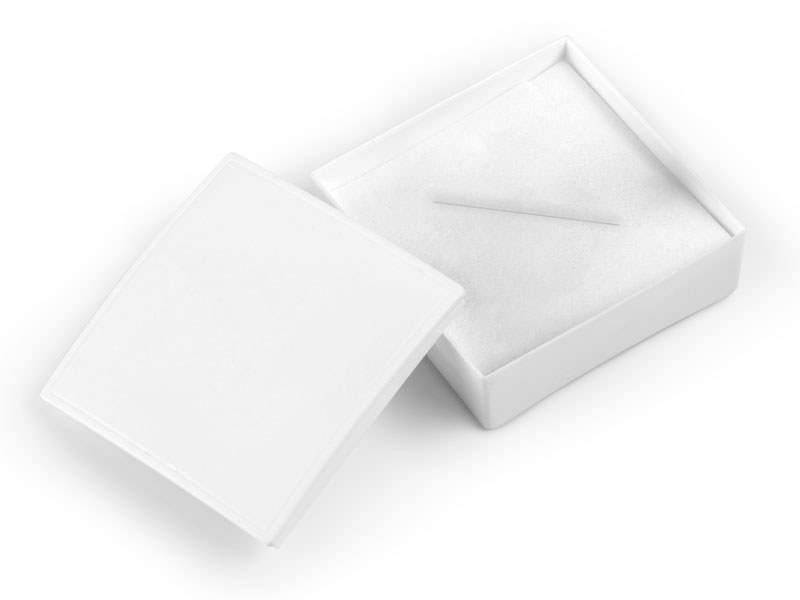 shell poklon kutija za usb flash memoriju beli makart